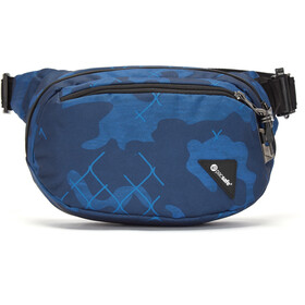 Pacsafe Vibe 100 Hip Pack blue camo